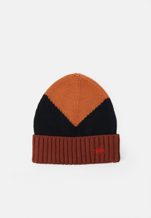COLOR BLOCK BEANIE - Berretto - multicolor