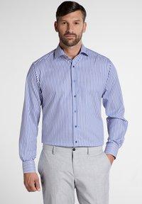 Eterna - MODERN FIT - Shirt - blue - 0