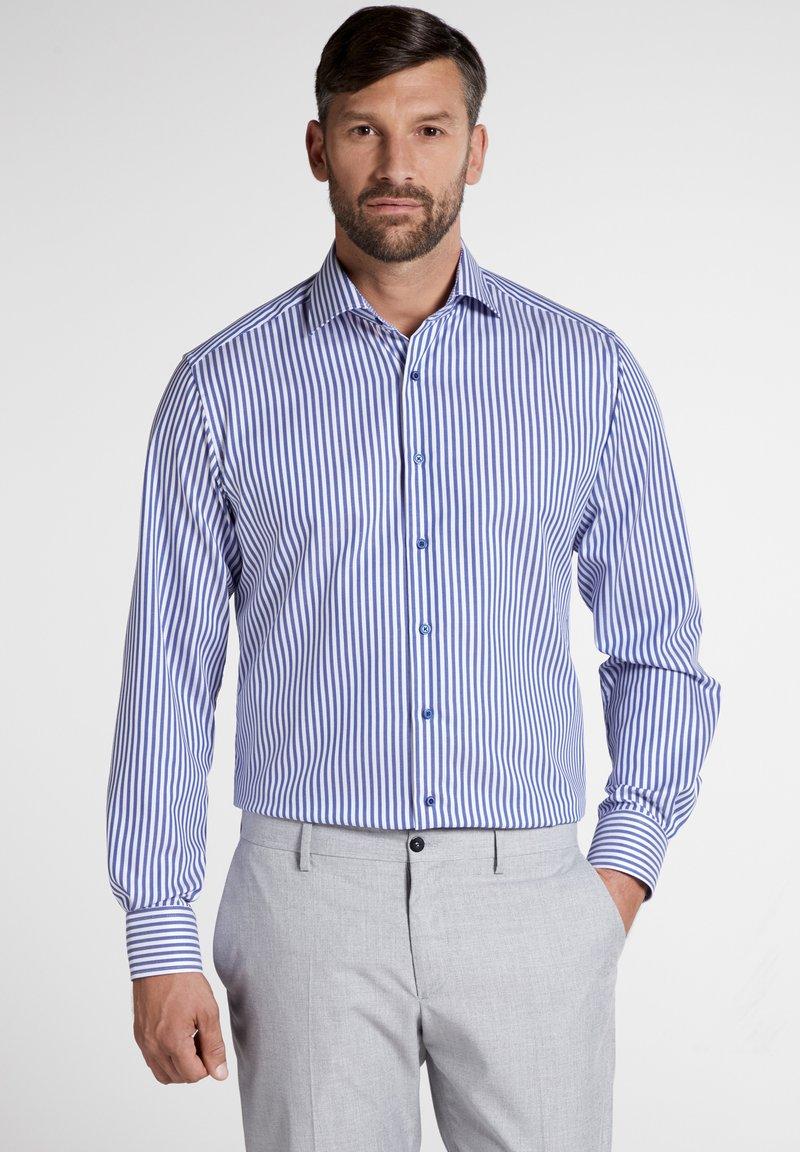 Eterna - MODERN FIT - Shirt - blue