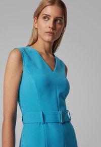 BOSS - DADORINA - Day dress - blue - 3
