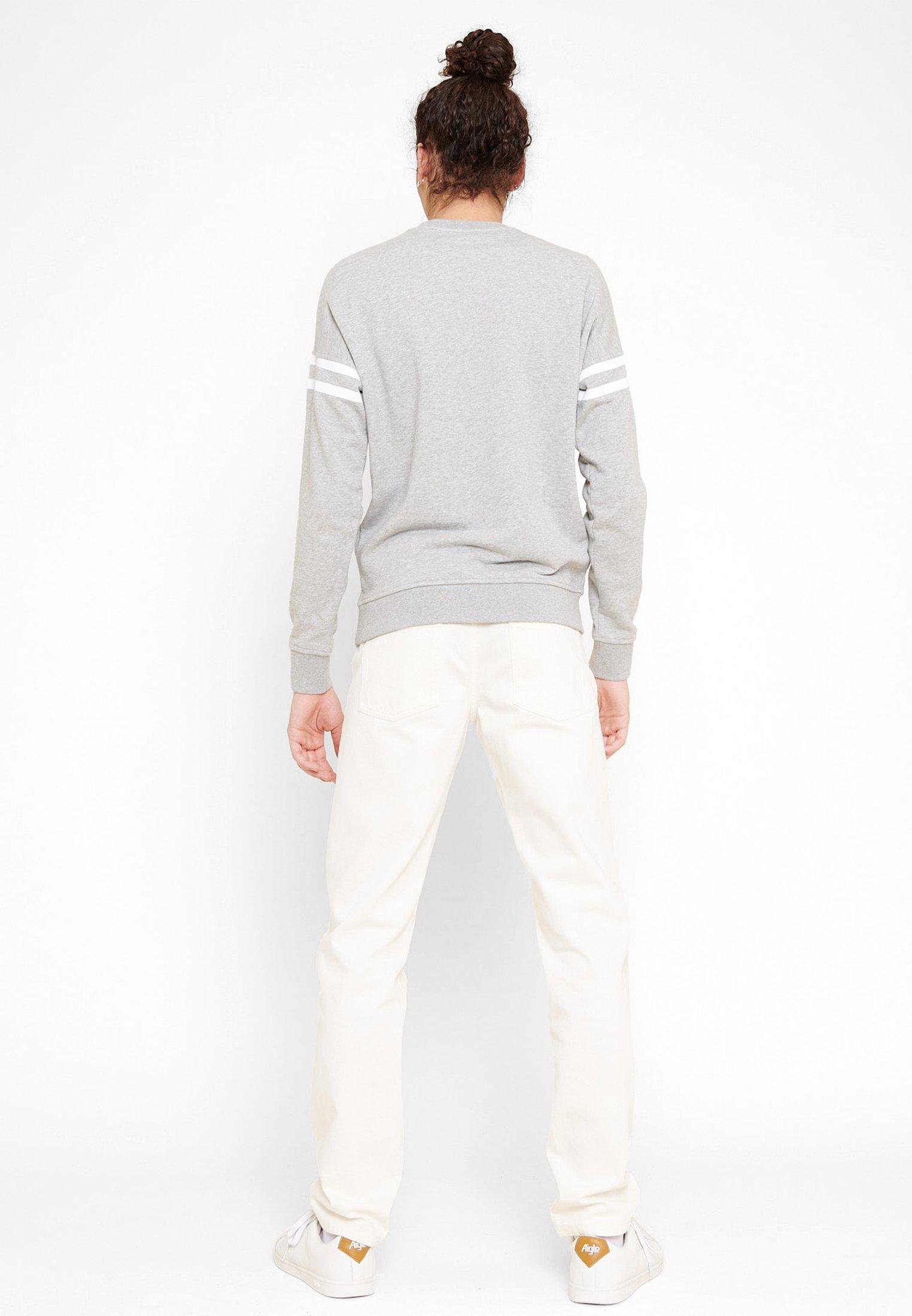 Aigle WANDRI - Sweatshirt - light grey