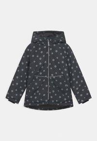 Name it - NKFMAXI JACKET DOTS - Winter jacket - black - 0