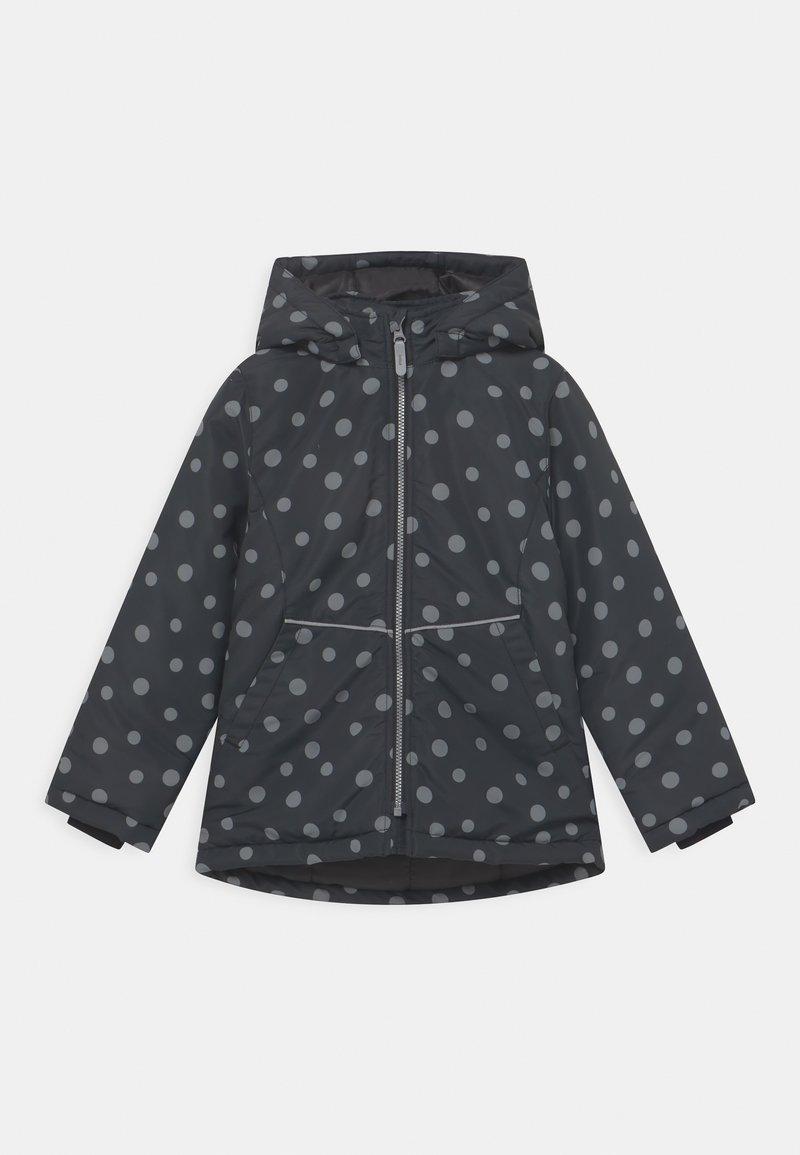 Name it - NKFMAXI JACKET DOTS - Winter jacket - black