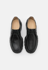 ARKET - SHOES - Derbies - black - 3