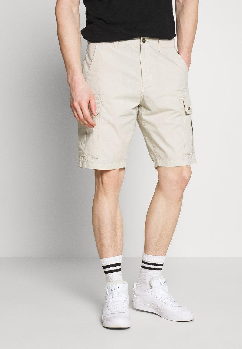 Napapijri - NOTO - Shorts - dove grey