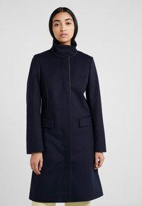 HUGO - MIRANI - Płaszcz wełniany /Płaszcz klasyczny - dark blue - 0