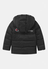 Champion - ROCHESTER HOODED UNISEX - Zimní bunda - black - 1