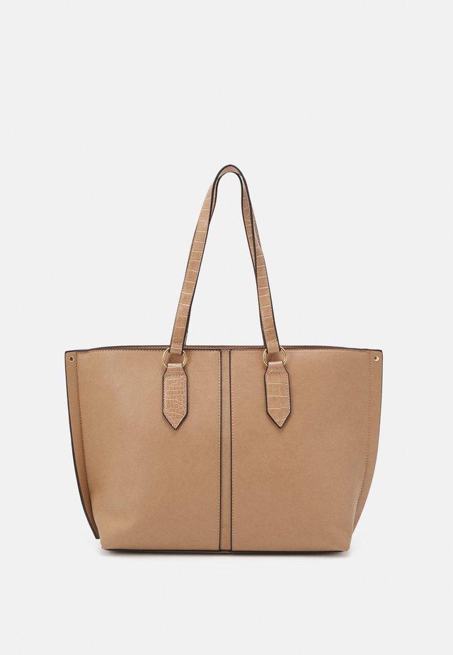 SIENNA TOTE - Handbag - taupe