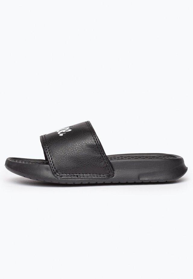 Sandales de bain - black
