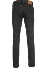 Levi's® - 511™ SLIM - Slim fit jeans - black - 1