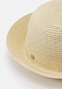 Esprit - BUCKET HAT - Klobouk - cream beige - 3