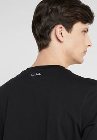 Paul Smith - Basic T-shirt - black - 3