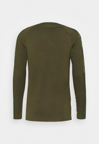 SQUATWOLF - LIMITLESS FULL SLEEVES TEE - Long sleeved top - khaki - 7
