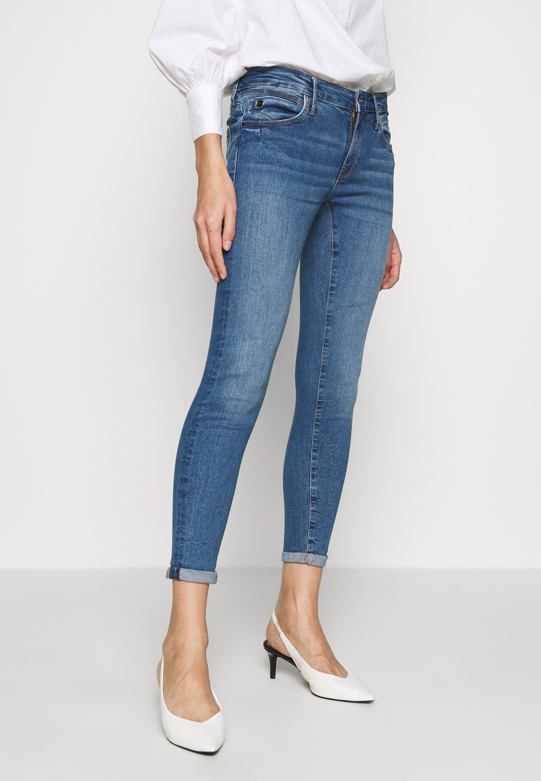 Mavi LEXY - Jeans Skinny Fit - light blue