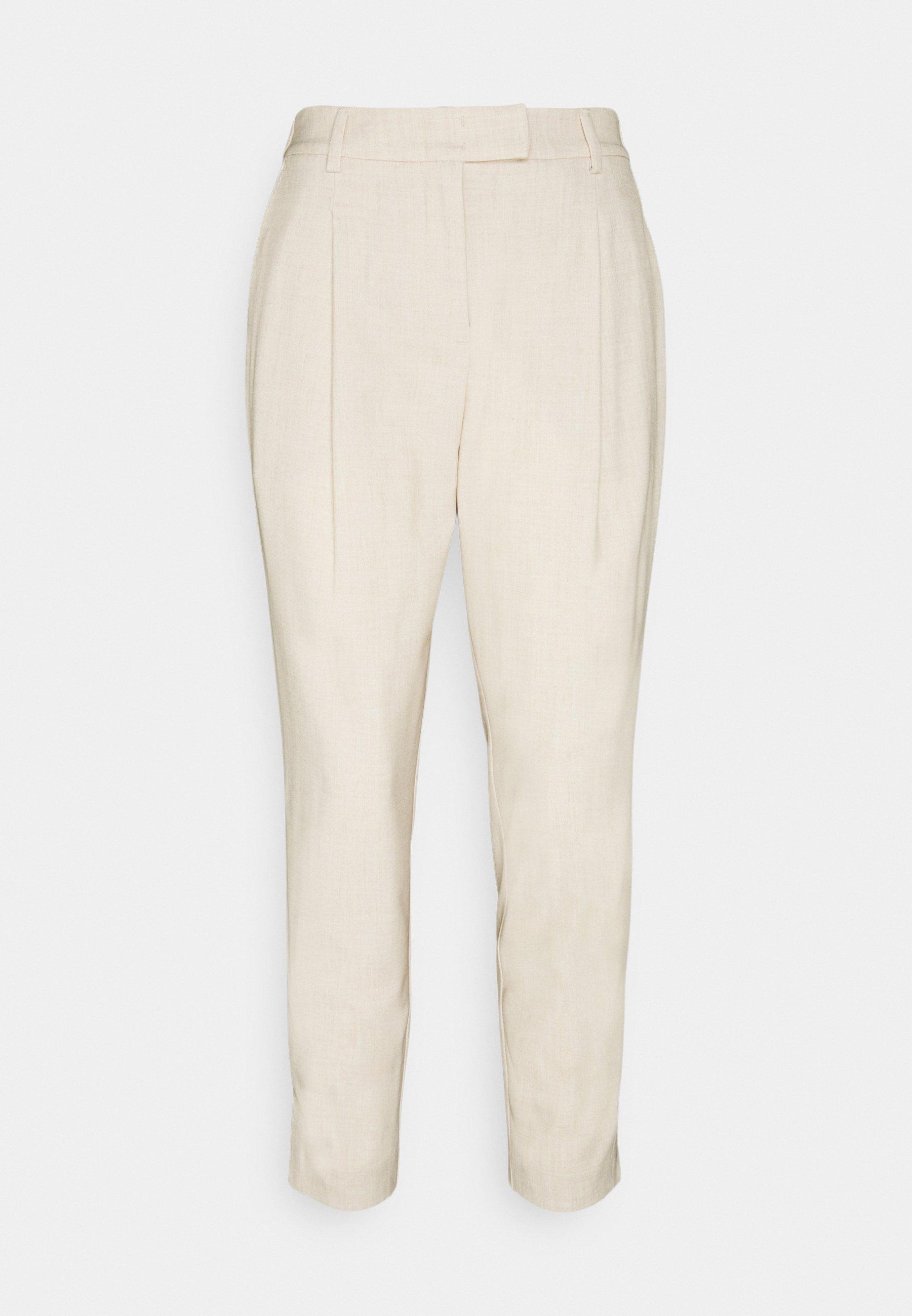 Women PANTS PLEATED - Trousers