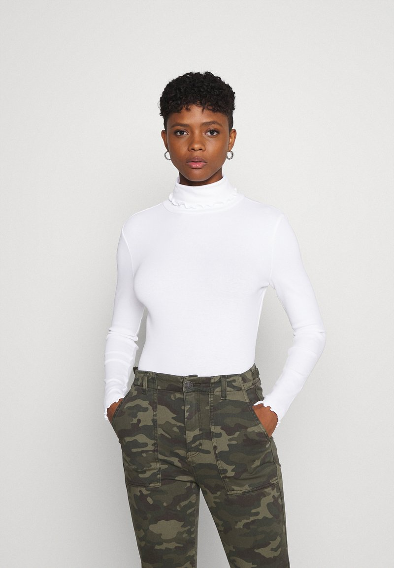 Even&Odd - Long sleeved top - white
