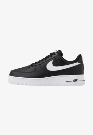 AIR FORCE 1 '07 AN20  - Matalavartiset tennarit - black/white