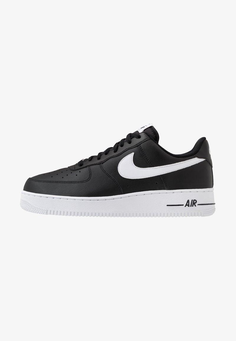 Nike Sportswear - AIR FORCE 1 '07 AN20 - Matalavartiset tennarit - black/white