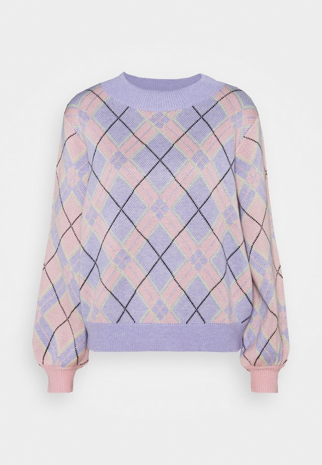 NETTIE JUMPER - Trui - multi-coloured