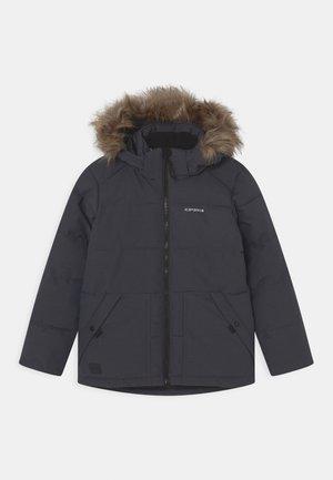 ICEPEAK KENNER JR UNISEX - Veste d'hiver - anthracite