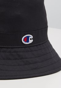 Champion Reverse Weave - BUCKET CAP - Hatt - black - 4