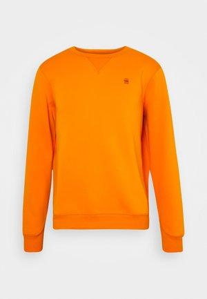 PREMIUM CORE - Sweatshirt - bright carrot