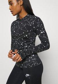 Nike Performance - Sportshirt - black - 3