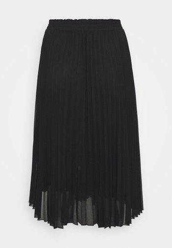 CARNEWSARAH - A-line skirt - black