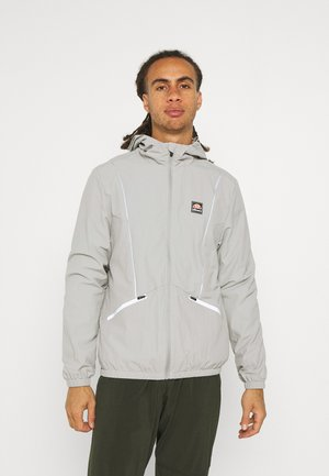 MONORI JACKET - Chaqueta de entrenamiento - light grey