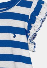 Polo Ralph Lauren - T-shirt imprimé - heritage blue/white - 2