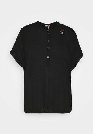 RICOTA - T-shirts print - black