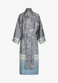 Bassetti - PIAZZA DI SPAGNA - Dressing gown - dunkelgrau - 0