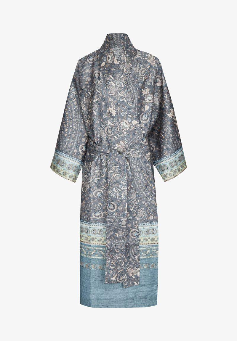 Bassetti - PIAZZA DI SPAGNA - Dressing gown - dunkelgrau