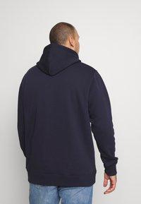 GANT - ORIGINAL HOODIE - Hoodie - evening blue - 2