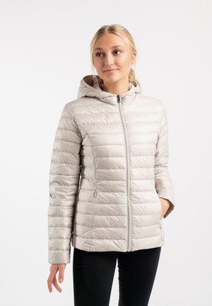 CLOE - Down jacket - gris per