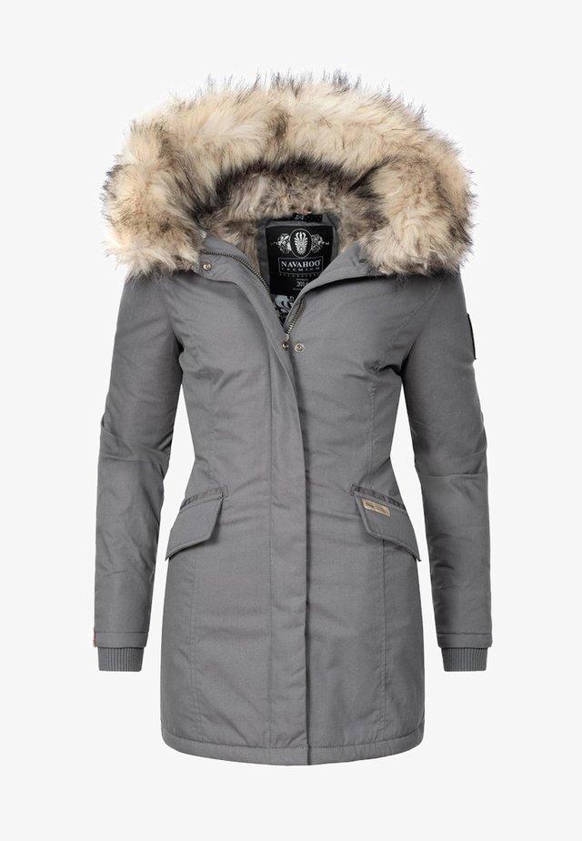 CRISTAL - Winter coat - grey