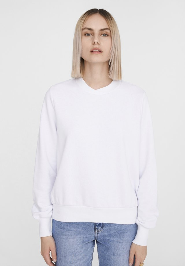 NMLUPA  - Sudadera - bright white