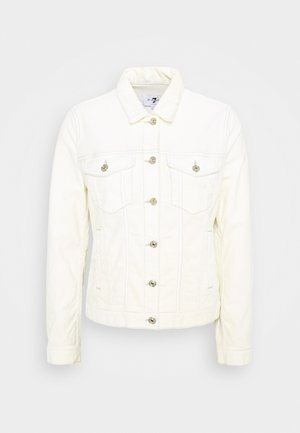 MODERN TRUCKER - Summer jacket - ecru