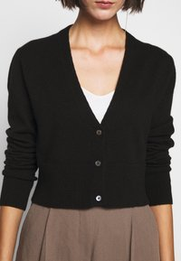 FTC Cashmere - CARDIGAN - Cardigan - moonless night - 4