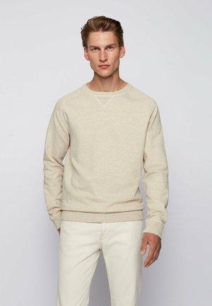 Sweater - open white