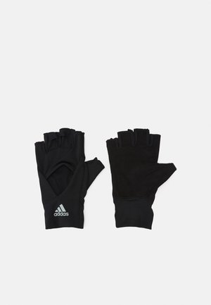GLOVE - Fingerless gloves - black