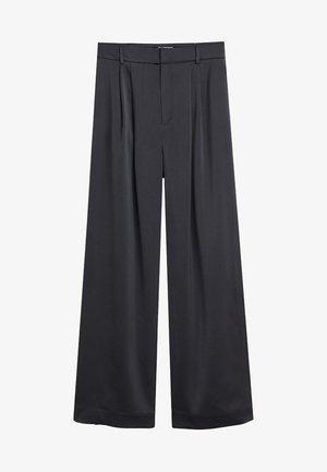 SATI - Trousers - schwarz