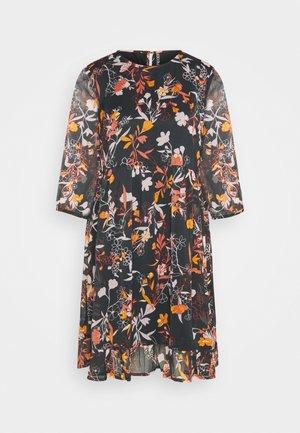 PCFLOWIN DRESS - Day dress - black