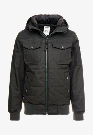 LEWIS WOODS - Winter jacket - green
