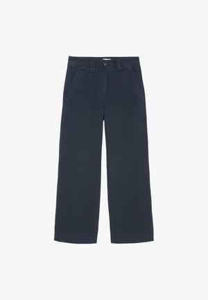 Trousers - deep blue sea