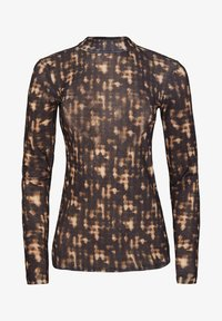 WE Fashion - Long sleeved top - brown - 4
