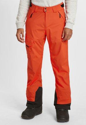 Pantalon de ski - fiery red