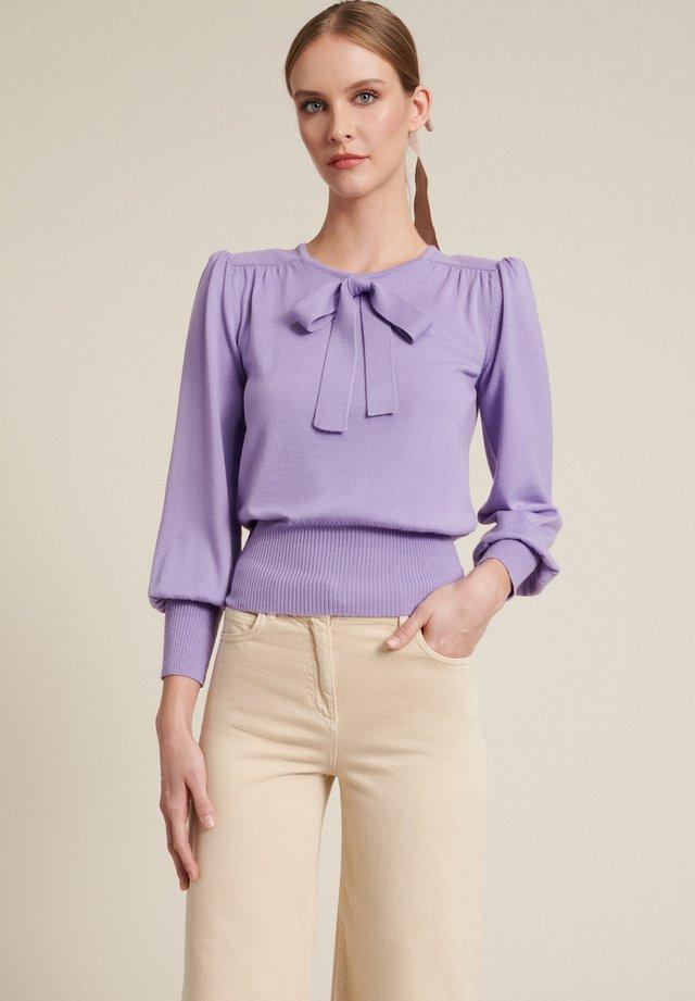 MONNALISA - Pullover - lilla