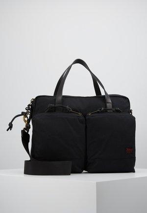 DRYDEN BRIEFCASE UNISEX - Briefcase - dark navy