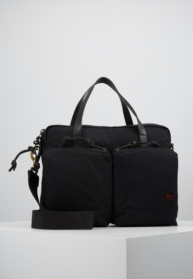 DRYDEN BRIEFCASE - Attachetasker - dark navy